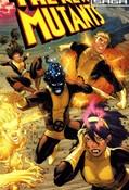 New Mutants Saga #1 cover