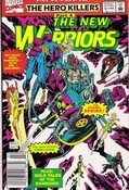 New Warriors Annual #2 cover
