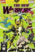 New Warriors Annual #1 cover