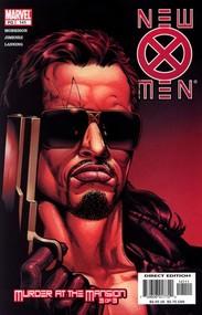New X-Men #141 cover