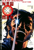 New X-Men #115 cover