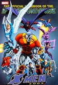 Official Handbook of the Marvel Universe - X-Men (2005) #1 cover