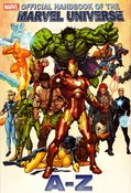 Official Handbook Of The Marvel Universe A-Z (2008) #5 cover