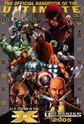 Official Handbook of the Ultimate Marvel Universe Ultimate X-Men #1 cover
