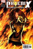 X-Men: Phoenix Endsong #1 cover