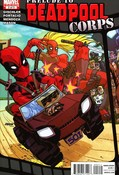 Prelude To Deadpool Corps #2