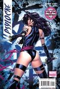 Psylocke #1 cover