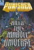 Punisher Kills the Marvel Universe #1 cover