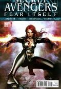 Secret Avengers #15 cover
