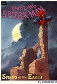 Spider-Man: Spirits of the Earth #1 cover