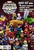 Super Hero Squad MMO Magazine #1 cover
