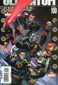 Ultimate X-Men #100 cover
