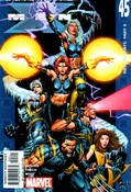 Ultimate X-Men #45 cover