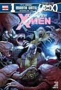 Uncanny X-Men v2 #8 cover