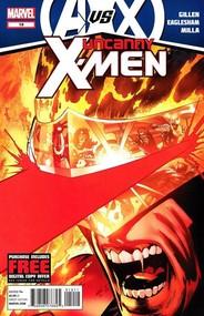 Uncanny X-Men v2 #19 cover