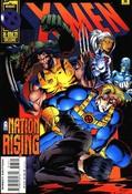 Uncanny X-Men #323 cover