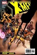 Uncanny X-Men #450 cover