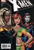 Uncanny X-Men #452 cover