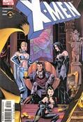 Uncanny X-Men #454 cover