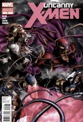 Uncanny X-Men v2 #5