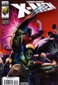 Uncanny X-Men #502 cover