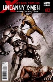 Uncanny X-Men #523 cover