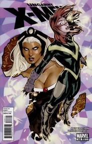 Uncanny X-Men #528 cover