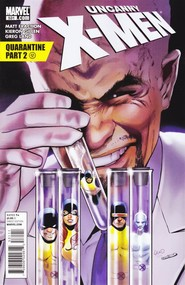 Uncanny X-Men #531 cover