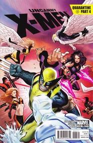 Uncanny X-Men #533 cover