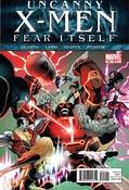 Uncanny X-Men #541 cover