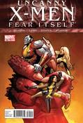 Uncanny X-Men #542 cover