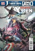Uncanny X-Men v2 #9 cover