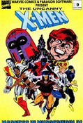 Uncanny X-Men: Madness in Murderworld #1 cover