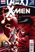 Uncanny X-Men v2 #11 cover