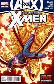 Uncanny X-Men v2 #13 cover