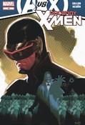 Uncanny X-Men v2 #15 cover