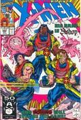 Uncanny X-Men #282 cover