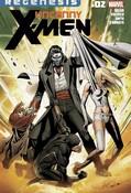 Uncanny X-Men v2 #2 cover