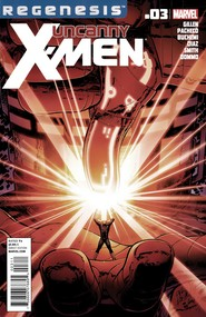 Uncanny X-Men v2 #3 cover
