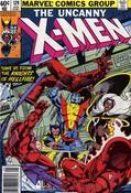 Uncanny X-Men #129 cover