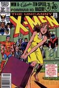 Uncanny X-Men #151 cover
