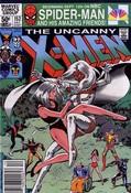 Uncanny X-Men #152 cover