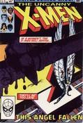Uncanny X-Men #169 cover
