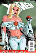 Uncanny X-Men Annual #2 cover