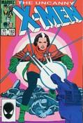 Uncanny X-Men #182 cover