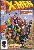 Uncanny X-Men #219 cover
