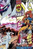 Uncanny X-Men #281 cover