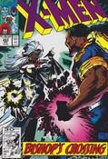 Uncanny X-Men #283 cover