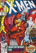 Uncanny X-Men #284 cover