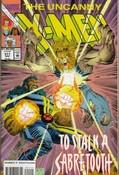 Uncanny X-Men #311 cover